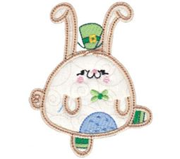 2 Cute Critters Applique 14