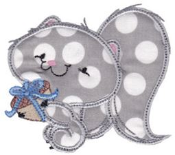 2 Cute Critters Applique 7
