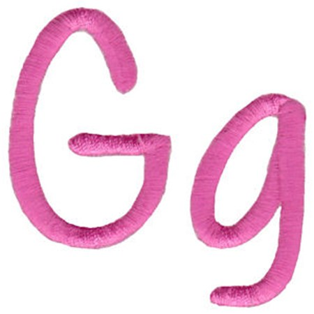 All Things Pink Alphabet G