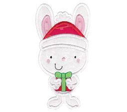 Applique Christmas Animals 8