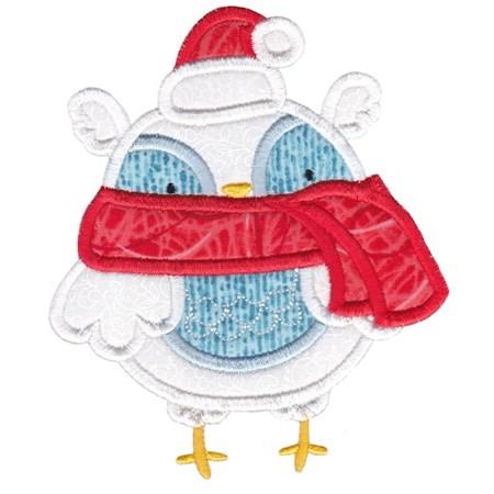 Applique Christmas Animals 9