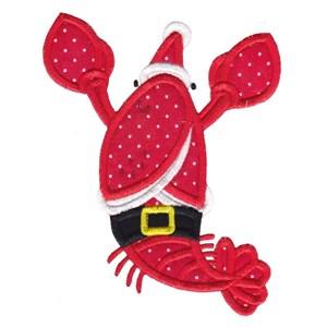 Applique Tropical Christmas Animals 5