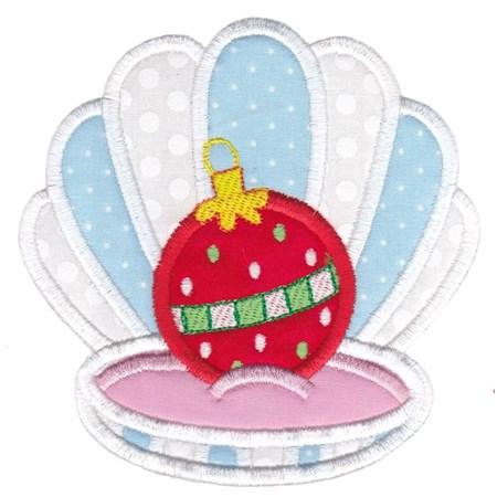 Applique Tropical Christmas Animals 6