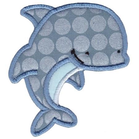 Aquarium Animals Applique 1