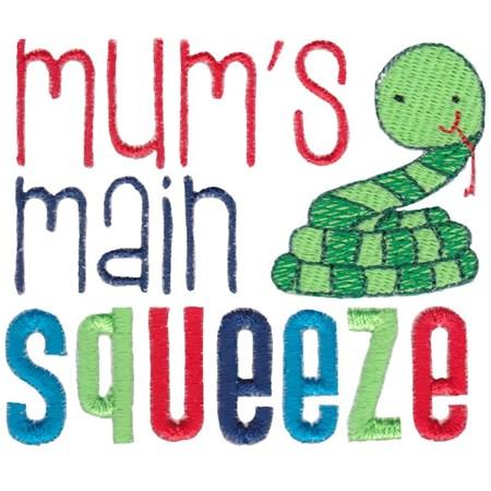 Mum's Main Squeeze