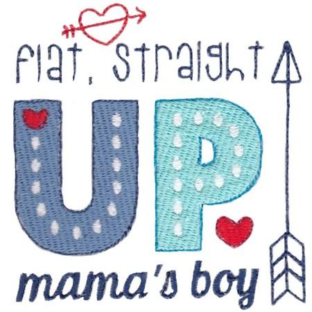 Baby Boy Sentiments Three 8