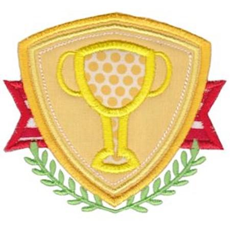 Badge It Applique 10