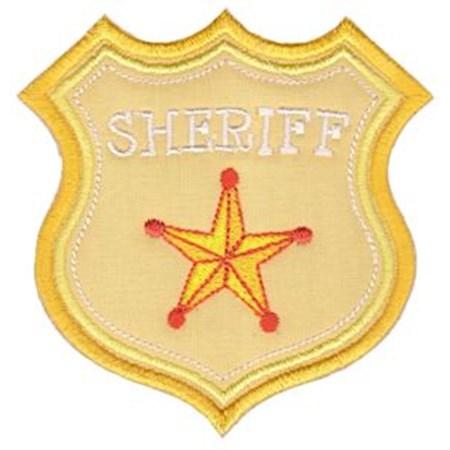 Badge It Applique 14