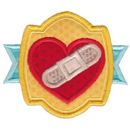 Badge It Applique 6