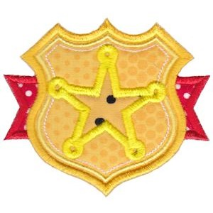 Badge It Applique 7