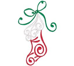 Baroque Swirly Christmas 12
