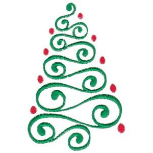 Baroque Swirly Christmas 13