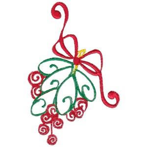 Baroque Swirly Christmas 4