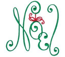 Baroque Swirly Christmas 5