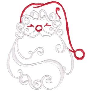 Baroque Swirly Christmas 8