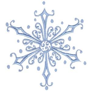 Baroque Swirly Christmas 9