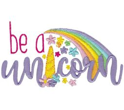 Be A Unicorn 1