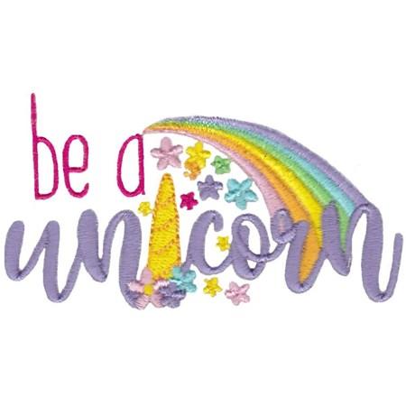 Be A Unicorn 1