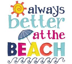 Beach Sentiments 8