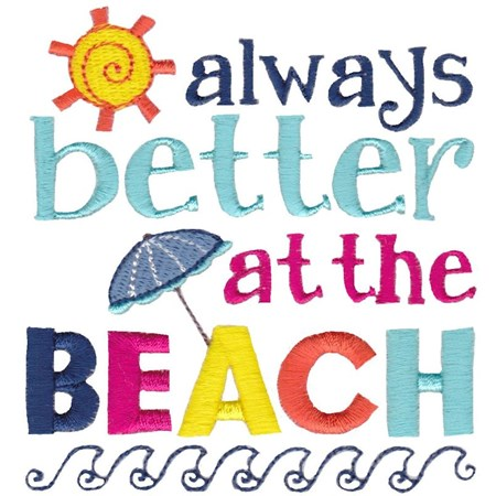 Beach Sentiments 8