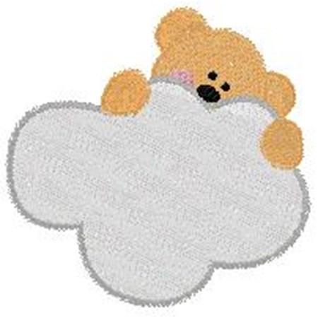 Cloudy bear