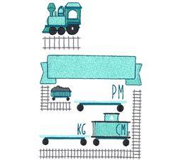 Train Birth Announcement Metric pm