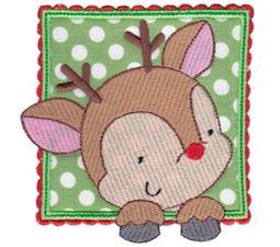 Box Christmas Appplique 1
