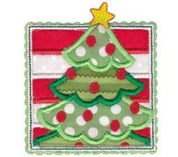 Box Christmas Appplique 3