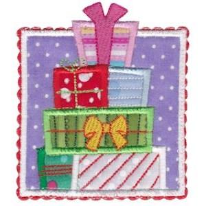 Box Christmas Appplique 7