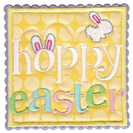 Box Easter Applique 8