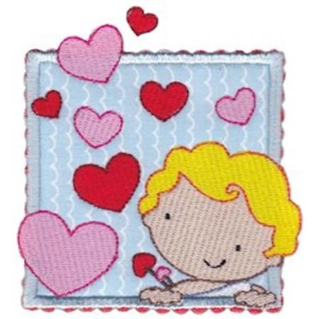 Box Valentine Applique 1