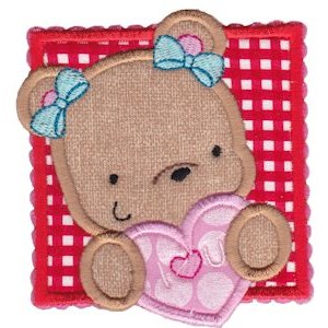 Box Valentine Applique 13