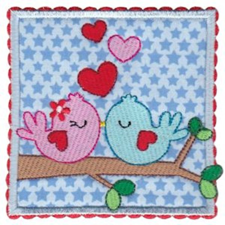 Box Valentine Applique 5