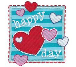 Box Valentine Applique 7