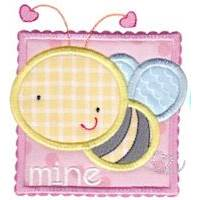 Box Valentine Applique