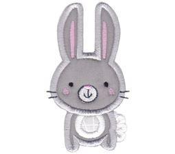 Boxy Bunny Applique