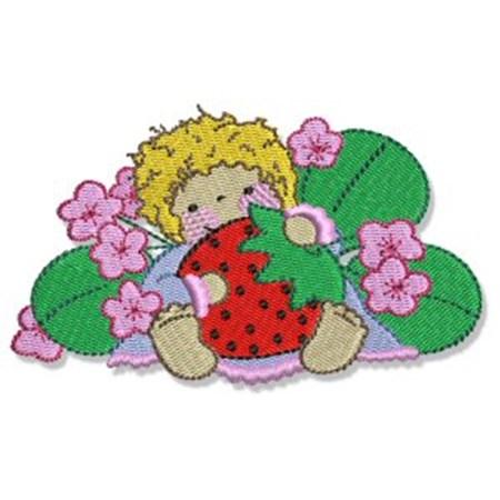 Bubba Boo In The Garden 4