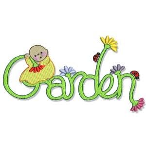 Bubba Boo In The Garden 8