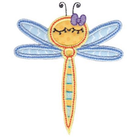 Bug Off Applique 5