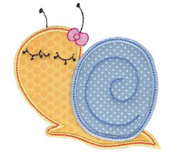 Bug Off Applique 8