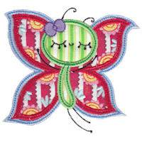 Bug Off Applique