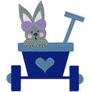 Bunny Cart