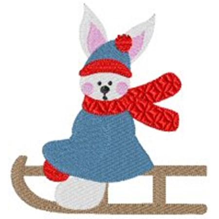 Sled Bunny