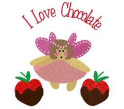 Fairy & Strawberries