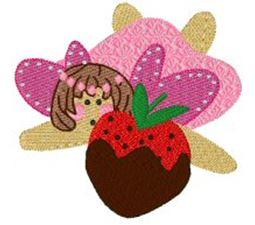Fairy & Strawberry