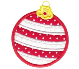 Bauble Applique