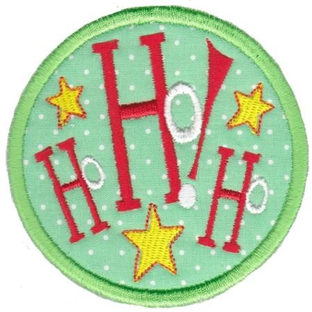 Ho Ho Ho ITH Coaster