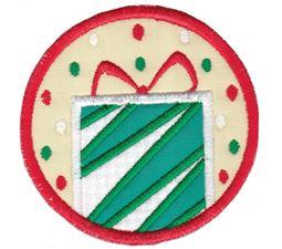 Christmas Coasters Applique 7