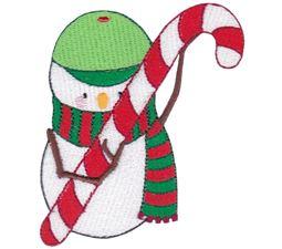 Christmas Snowmen 1