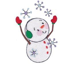 Christmas Snowmen 11